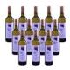 Dozen Bottles of 2009 Aureus Viognier/Chardonnay